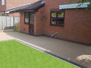 Resin Patio After Image - Winsford