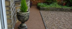 Resin Pathways Installed by UK Resin Drives Ltd