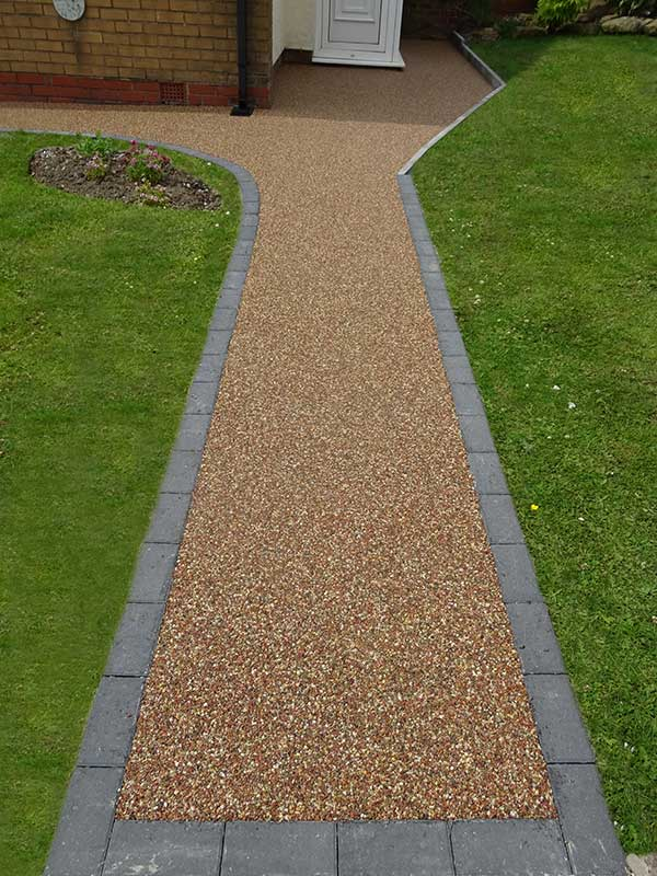 Resin Bound Pathway