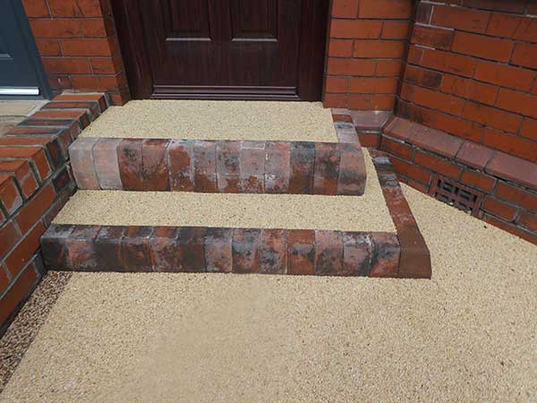 Resin Steps - 40 Colours Available
