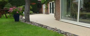 Resin Patio, Oldham, Greater Manchester