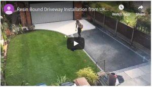 Resin Driveway Installation YouTube Video - UK Resin Drives Ltd